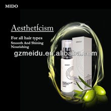 Organic Hair Care No Colorization Color Hair Treatment Product brazilian hair oil products 60ML