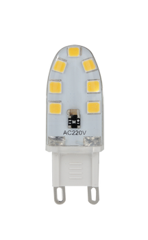 dimmable led corn light 2.2w G9 led corn light
