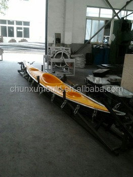 Rotomoulded kayak mould , chinese kayak by OEM