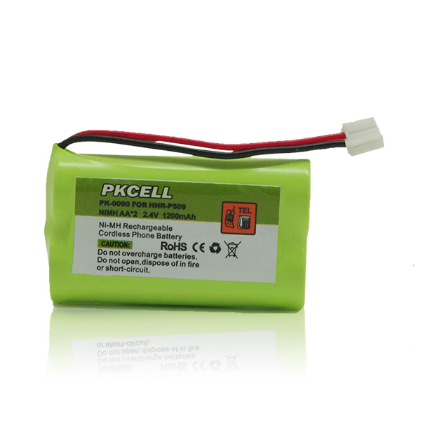 PK-0090 cordless phone battery,nimh rechargeable battery pack 4.8v for 4.8volt nimh battery pack,1200mah nimh battery pack