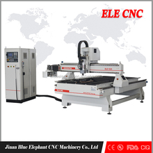 ELE 1325 Factory supply 10 tools Fresh ATC Woodworking CNC Router for door making