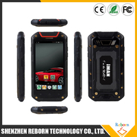 Dual SIM I5800C iman Quad core 4.5 inch Rugged waterpoof smart phone