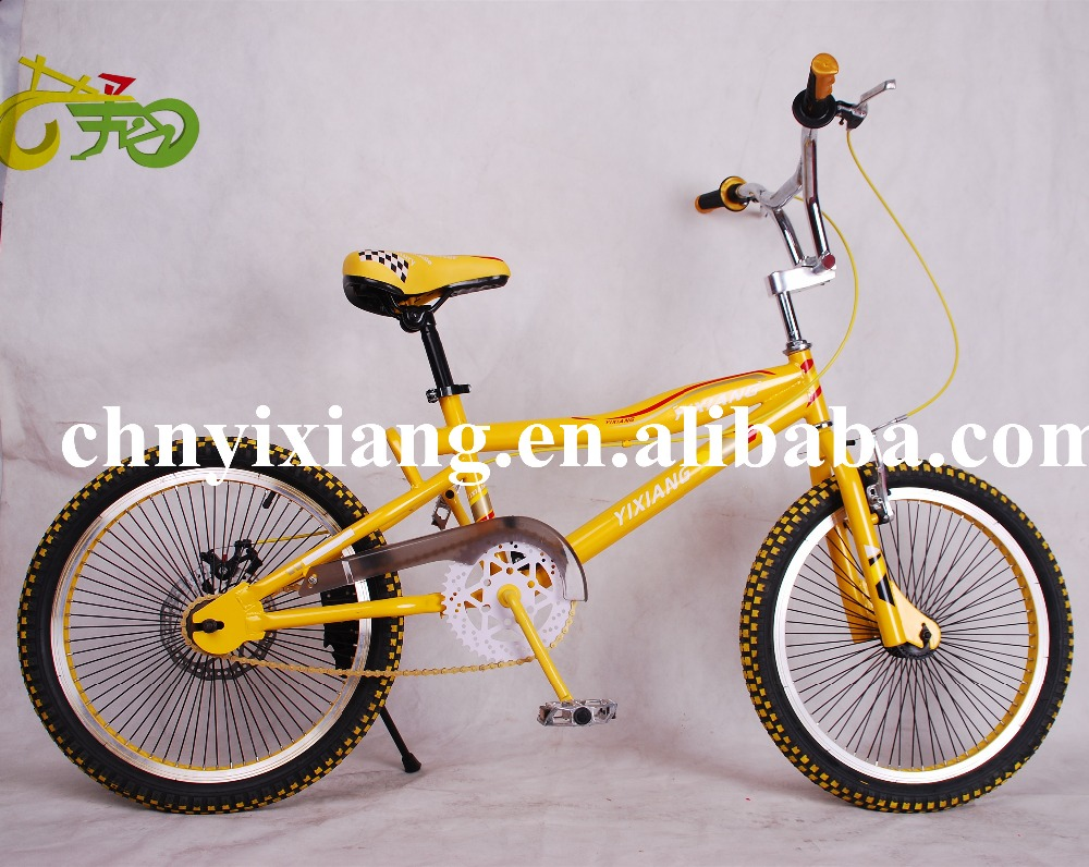 2017 new model students freestyle bicycle bike for children with steel pedal
