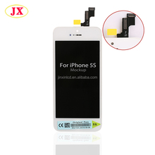 Wholesale LCD for iphone 5S Replacement Screens Touch Screen for iphone 5s full assembly with small parts