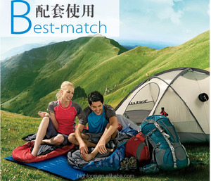 Folding air mattress with Pump, folding air bed outdoor air mattress new product