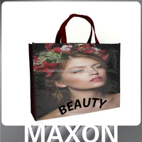 Best price fashion ecofriendly pp lamination non woven shopping bags Guangzhou