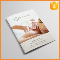 Customized Beauty Products Catalogue Printing For Company