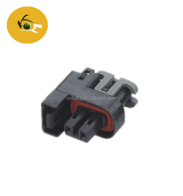 PBT auto 2 pin male female wire connector for for DJ7021-1-21