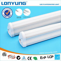 led wall lampe fixture t8 led tube integrated led lights