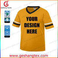 Dri Fit customized soccer jersey