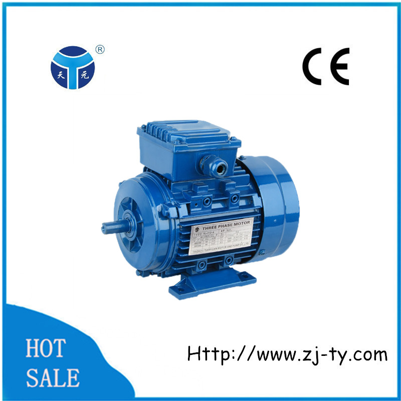 High Performance Y2 Series 3 Phase 1hp Electric Motor
