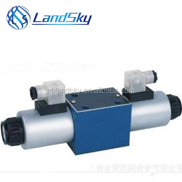 LandSky best check valve WE10A B C D Y/<strong>O</strong> F G3/8 M18X1.<strong>5</strong> Directional valves with wet pin DC or AC solenoids type