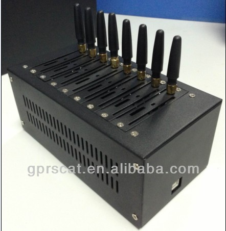 8 ports multi port gsm sim box