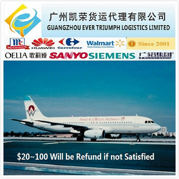 China freight forwarder in Guangzhou Shenzhen Air cargo shipping to Turkey