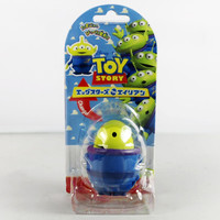 Pixar Toy Story Alien Change deform Figure Fabulous Egg Toy Luminous Toy Action figure