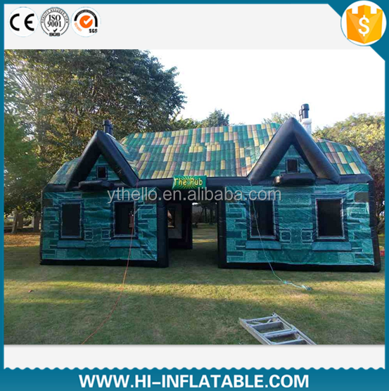 popular inflatable house/inflatable bar/inflatable bar tent for sale