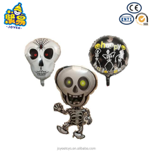 Popular inflatable skull halloween party decoration for kids children