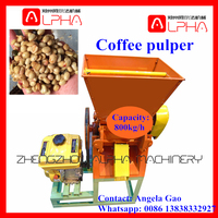 Good quality Electric Cocoa Pulp Shelling Peeling Machine