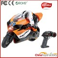 R22484 2015 New Product 1 10 Scale 2.4G 4 Channel RC Stunt Motorcycle Toy