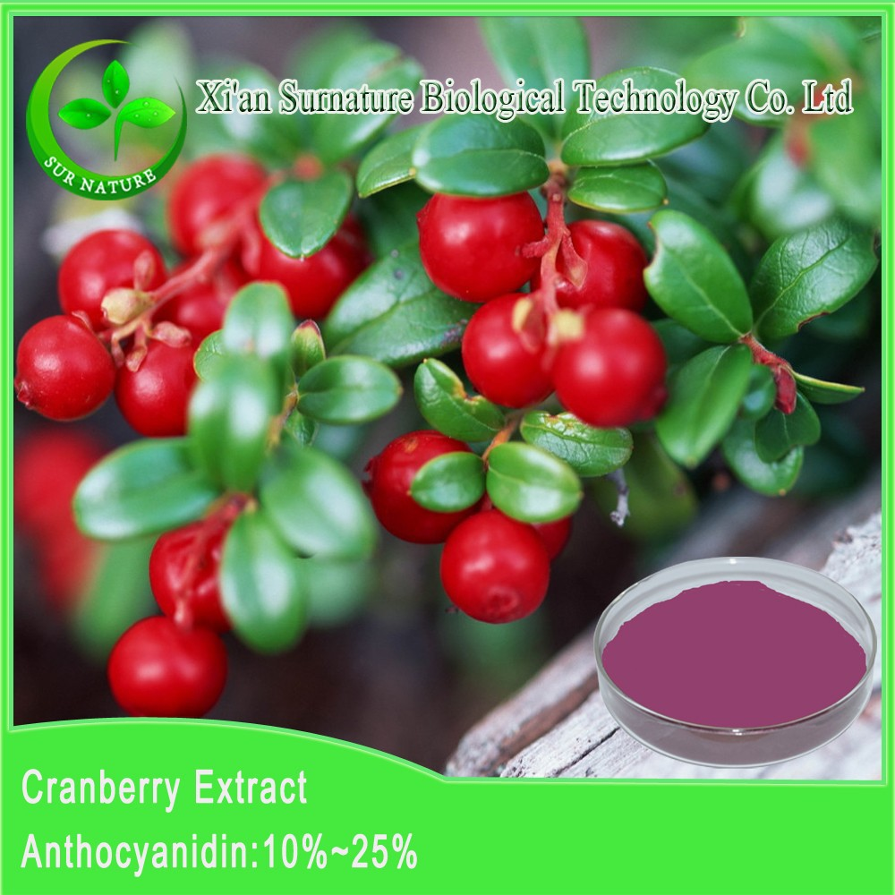100% Pure ocean spray cranberry juices extract