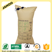 High Resistance Brown Paper Container Dunnage Air Bag 120*180cm