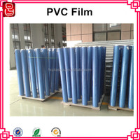 Soft Normal Clear PVC Film PVC Transparent film For Packing Bag