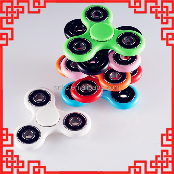 Light Portable Finger Toy Bearing 608 Hand Spinner With High Quality Fidget Spinner
