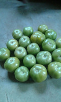 Green Tomato in Drum