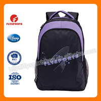 2016 manufacture price backpack bag for school