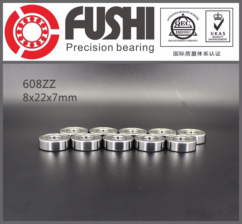Miniature Steel Ball Bearing Skateboard Wheels zz809 Bearing