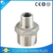 welding API 150lbs weld threaded union bush flat seat pipe fitting