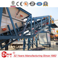 YHZS50 Mobile Ready-mixed Beton Batching Plant