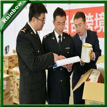 UK wine to mainland of China customs clearance service