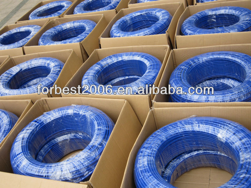 Value-Tube LDPE hollow pe tube 4 Colors, Pe Hose Used For Cable Sleeve Air Tools for air tools