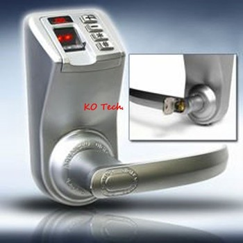 KO-F33 Security digital door lock in biometric system