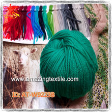 machine knitting yarn wool