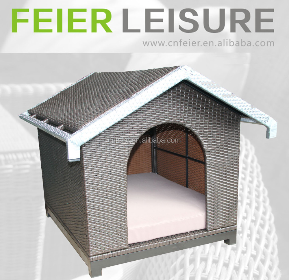 Luxury cheap paper dog house