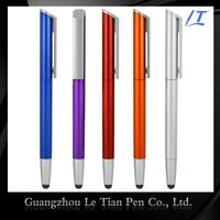 Cost-Effective Brand New Design Custom Printing Logo Plastic Touch Screen Stylus Pen