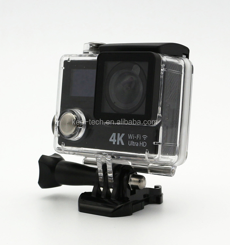 Ultra slim design full hd mini camcorder 1 to 1 size as Go-Pro with high definition pictures shooting