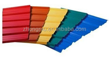 Ral Color Matt Prepainted Roofing Tiles