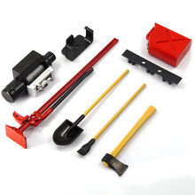 1/10 1/8 RC Rock Crawler Truck RC 4WD Accessories Red color hot sell Tool Set