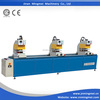 machine for UPVC window / UPVC window welding machine