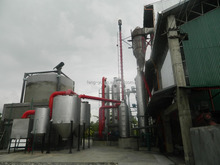 Fengyu 1MW rice husk power generation biomass gasifier equipment power plant in Philippines