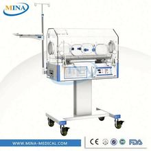 MINA-I001 Chinese hot sell Transport Neonatal Incubator Hospital Isolette Baby Infant Incubator price