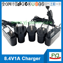 8.4v 1a battery charger motorcycle for kids YJP-084100