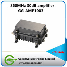 GG-1003 low cost outdoor trunk catv distribution amplifier