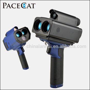 Police Laser Speed Gun With Speed Gun Detector