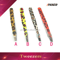 new 2015 Stainless steel slant tweezers manufacturer China wholesale alibaba supplier