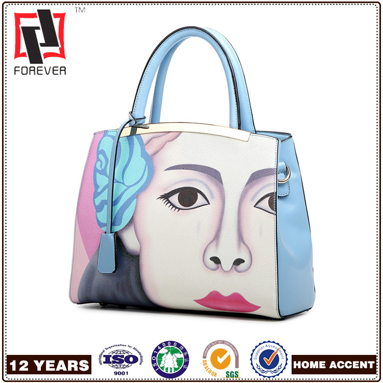 fashion trendy pretty girl handbag