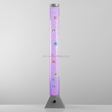 LARGE LED130cm water Bubble fish lamp Tube Floor Novelty lamp NX-HY-013